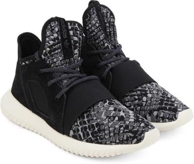 Adidas Originals TUBULAR DEFIANT W Sneakers(Black) at flipkart