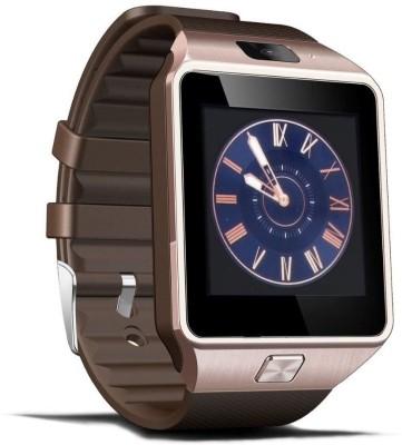 OSR Traders Smart Watch Mobile-DZ09 Smartwatch(Brown Strap Regular)