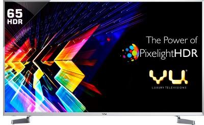 Vu 163cm (65) Ultra HD (4K) LED Smart TV(LTDN65XT780XWAU3D Ver: 2017, 4 x HDMI, 3 x USB)