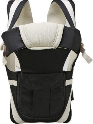 Crack4Deal 4 IN 1 Baby Carrier(Black, Front carry facing out) at flipkart