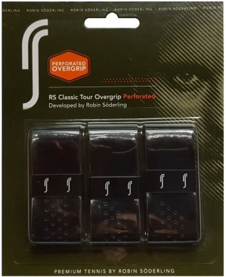 RS Classic Tour Tacky Touch  Grip(Black, Pack of 3)