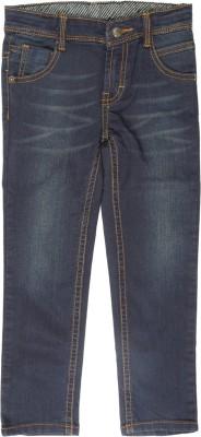 Tickles By Inmark Slim Boys Dark Blue Jeans