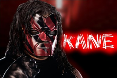 Sports WWE Kane Wall Poster Paper Print(12 inch X 18 inch, Rolled)  available at flipkart for Rs.207