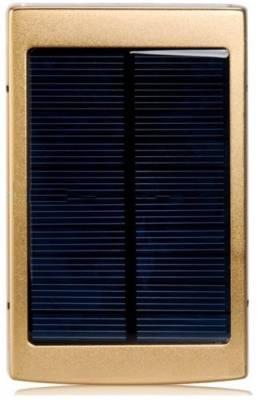 Callmate 10000mAh Solar LED Power Bank Image