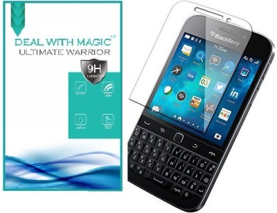 Magic Tempered Glass Guard for Blackberry Q5(Pack of 1)