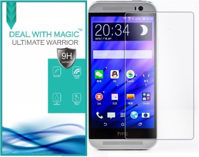 Magic Tempered Glass Guard for HTC Desire One M9
