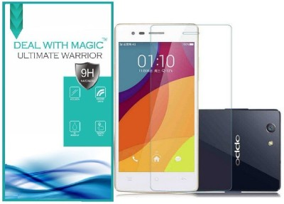 Magic Tempered Glass Guard for Oppo R827 Find 5 Mini