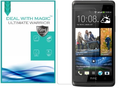 Magic Tempered Glass Guard for HTC Desire 600C