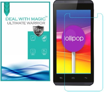 Magic Tempered Glass Guard for Micromax Canvas Fire 4 A107