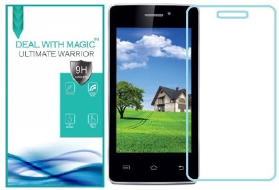 Magic Tempered Glass Guard for iBall Andi 4P Class X