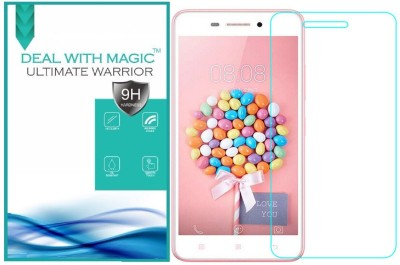 Magic Tempered Glass Guard for Lenovo S60 Tempered Glass