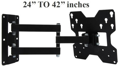 e Stores 24 inch to 42 inch Full Motion TV Mount e Stores Furniture Accessories
