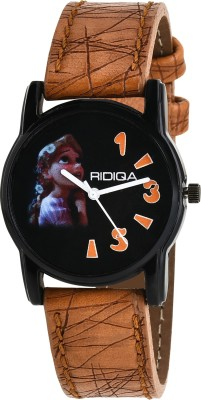RIDIQA RD-037  Analog Watch For Girls