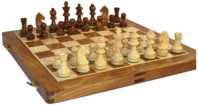 SG World Chess Championship 4.57 cm Chess Board(Multicolor)