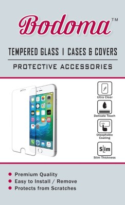 Bodoma Tempered Glass Guard for SAMSUNG Galaxy E7(Pack of 1)