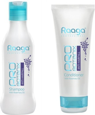 Raaga Professional PRO Botanix Anti-Hairfall combo Combo Set(Set of 2) at flipkart