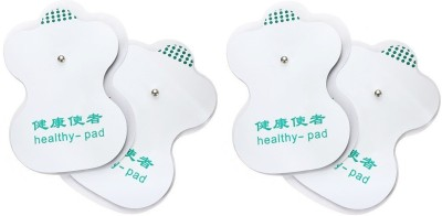 Health Herald Tens Digital Therapy Machine Electrode Pads (Pack of 4) Electrotherapy Device(AG54941)  available at flipkart for Rs.225