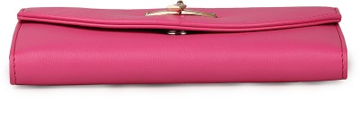 Women Marks Women Casual, Party, Formal, Festive, Wedding Pink  Clutch