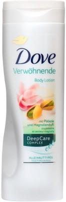 Dove Body Lotion Pistachio and Magnolia(400 ml)