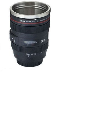 Shrih Camera Lens Style Coffee Plastic Mug(250 ml) at flipkart