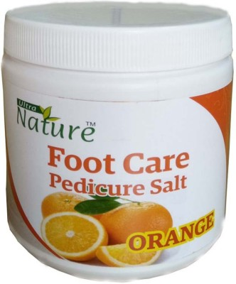 ultra nature Orange Pedicure Salt(500 g, Set of 1)