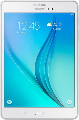 View SAMSUNG Galaxy Tab A SM-T355Y 16 GB 8 inch with Wi-Fi+4G(Sandy White) Tablet Note Price Online(Samsung)