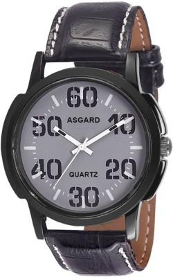 Asgard 102-BK-BK  Analog Watch For Unisex