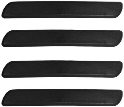 A2D Plastic Car Bumper Guard(Black, Pack of 4, Hyundai, Grand i10)  available at flipkart for Rs.399