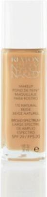 Revlon Nearly Naked Foundation(Natural Beige-170, 30 ml)