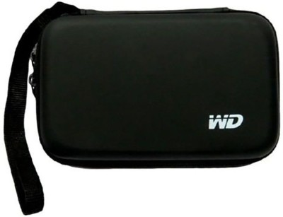 Fun2Dealz wd001255 2.5 inch external hard drive case(For external hard drive, Black)