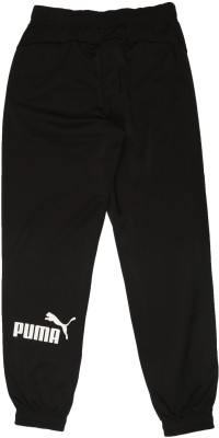 Puma Track Pant For Boys(Black Pack of 1)  available at flipkart for Rs.899