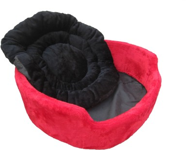 CreBril CDB661 S Pet Bed(Red, Black)