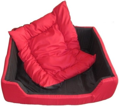 CreBril CDB622 M Pet Bed(Red, Black)