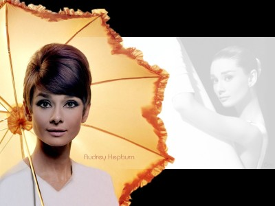 Celebrity Audrey Hepburn Actresses United Kingdom HD Wall Poster Paper Print(18 inch X 12 inch, Rolled)  available at flipkart for Rs.139