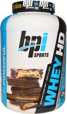 BPI Sports Whey HD Whey Protein(2156 g, Chocolate Cookie)