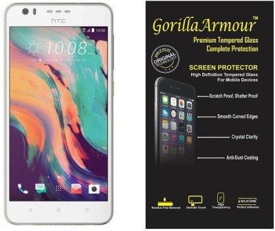 Gorilla Armour Tempered Glass Guard for HTC Desire 10 Pro Flipkart