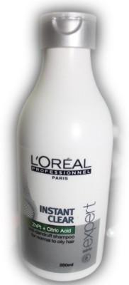 L'Oreal INSTANT CLEAR SHAMPOO(250 ml)