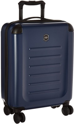 Victorinox Spectra Global Carry-On Cabin Luggage - 21 inch(Blue) at flipkart