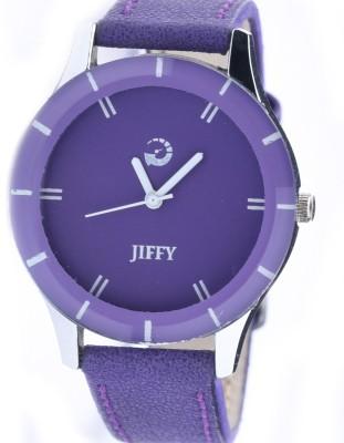 Jiffy JF15002SL01  Analog Watch For Girls