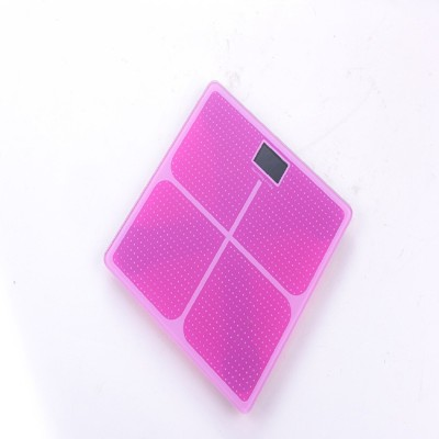 Gixmo Weighing-Square Design Weighing Scale(Pink)