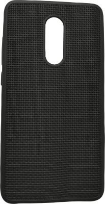 3LOQ Back Cover for Mi Redmi Note 4 Black