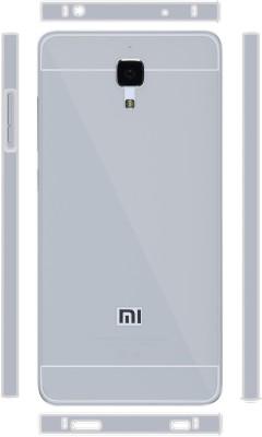Casotec Bumper Case for Mi Mi 4(Silver, Metal) Flipkart