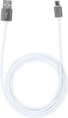 Orbatt High Speed Samsung Galaxy S6 edge+ (CDMA) Micro USB Cable(Compatible with Samsung Galaxy S6 edge+ (CDMA), White, Grey, Sync and Charge Cable) at flipkart