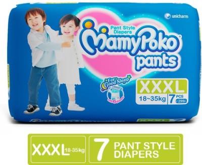 MamyPoko Pants Extra Absorb Diapers   XXXL 7 Pieces MamyPoko Baby Diapers