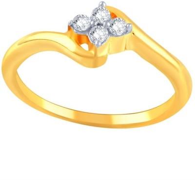 Asmi Designer 18kt Diamond Yellow Gold ring
