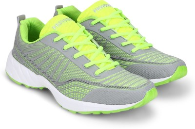 Provogue Sports Shoes(Grey) at flipkart