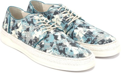 Call It Spring HYPOLITE Corporate Casuals(Blue, Multicolor, White) at flipkart