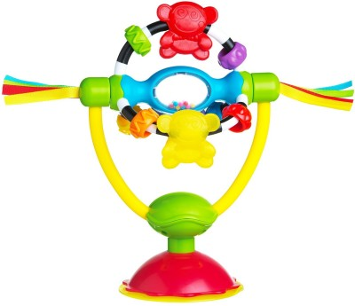 Playgro High Chair Spinning Toy(Multicolor)  available at flipkart for Rs.719