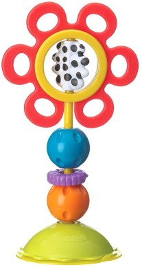 Playgro Twist & chew High Chair Toys(Multicolor)  available at flipkart for Rs.539