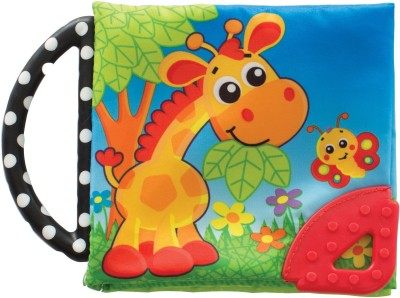 Playgro Farm Friends Teether(Multicolor)